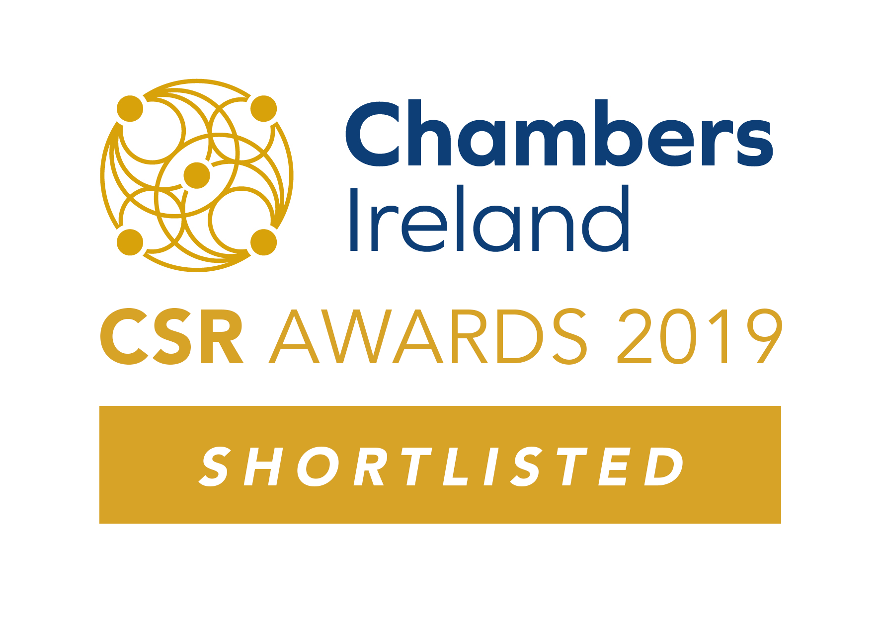Chambers Ireland - CSR Awards 2019