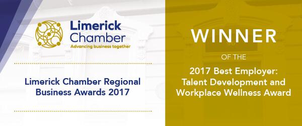 Winner Best Employer Award